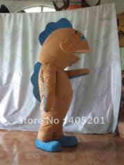 Brown fish mascot costumes clown fish costumes
