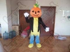 Hot sale pumpkin mascot costumes character pumpkin