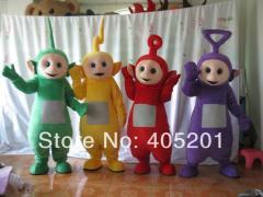 POLYFOAM high quality cartoon mascot costume PP