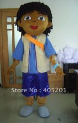 Custom diego costume deigo mascot costume cartoon