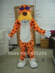 Cheetah mascot costumes no fan