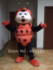 Ladybug costume bird mascot costume