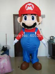 POLYFOAM high quality costume newest mario mascot