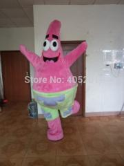 POLYFOAM high quality costume happy patrick star