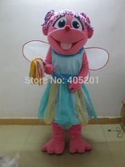 POLYFOAM high quality costume magic girl mascot