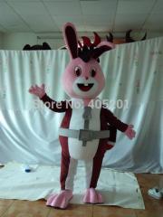 POLYFOAM high quality costume super bunny mascot