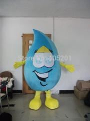 POLYFOAM high quality costume water drop mascot