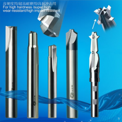 Milling tools, Smart card Milling cutters