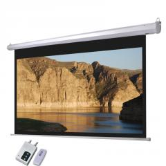 High quality HD electric projection screen with