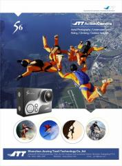 "Action Camera S6  WIFI 2"" LCD 1080P/60fps"
