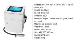 Hot sale CIJ printer