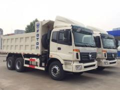 Auman 6*4 TX foton dump truck BJ3253, truck dump, dump truck parts