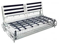 Metal sofa bed frame LY516