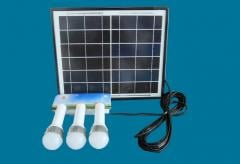 Mini portable solar power system