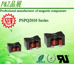 PSPQ Series Flat wire High Current inductors