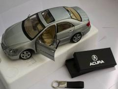 Diecast Model Car vehicle models silver zinc alloy