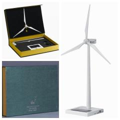 Diecast Wind Power Generator Model for Business