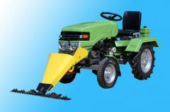 Косилка для мотоблока -Cut lawn mower
