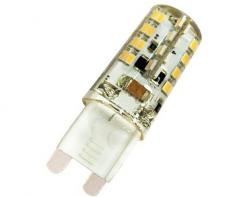 2W LED G9 Bulb, warm white, white, cool white