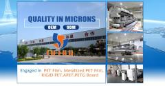PET film,Rigid PET,APET PETG series