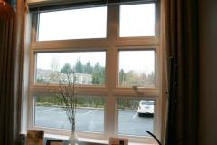 Pvc sash windows
