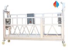 Строительные люльки ZLP630 Фасадные подъемники без посредников. Цены производителя.