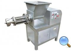 Single-rod Poultry Meat Deboning Machine TLY500
