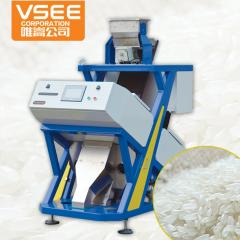 Newest VISION Rice CCD Color Sorter Machine With
