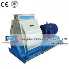 Poultry Feed Hammer Mill Crusher For Animal Feed