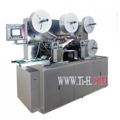 Forming Machine for Dressing Medicated plaster