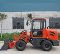 800kg small wheel loader HY08E made in china