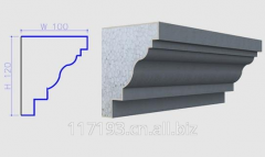 EPS Crown Cornice Moulding For Constrcution