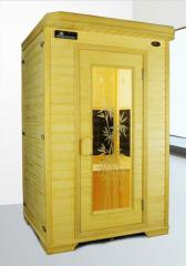 Steam Sauna freestanding K-48