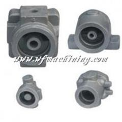 OEM and HIgh Quality Cast Iron Parts with ISO