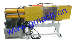 Automatic self-cleaning backflush screen changer