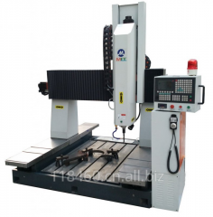 CNC Gantry drilling milling machine for pellet