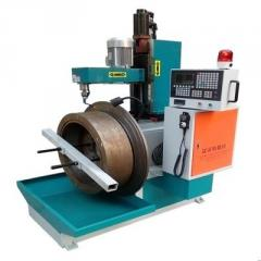 Machine tools for deep drilling and boring