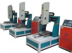 Pellet flat die cnc drilling machine