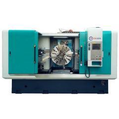 CNC deep hole gundrilling machine for pellet mill
