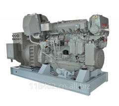 900kW Electrical Governor Single Bearing Marine