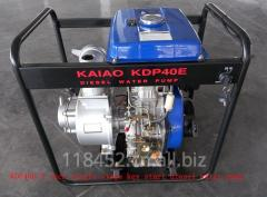 KDP40E 4 inch single stage centrifugal diesel