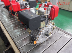 KA173F Single-cylinder and four-stroke air-cooled