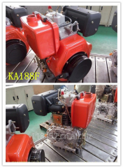 KA188F 10HP portable air-cooled diesel engine