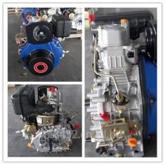 KA178F5,5 HP1缸和4冲程风冷柴油机