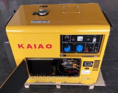 5KW Diesel Generator KDE6500T