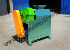 Double Roller Extrusion Granulator