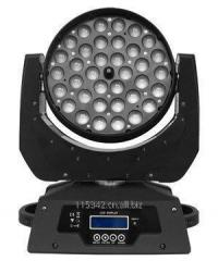 Moving Head Wash,36*15W 6in1 LED Zoom Moving Head