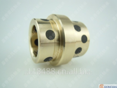 Oilless guide bushes / Guide injector bushes