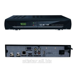 DVB-S2 Receiver Set Top TV Box Supporting HD LAN