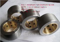 Steel bronze bushing